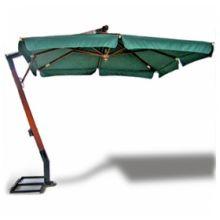 Зонт садовый SLHU007 зеленый
