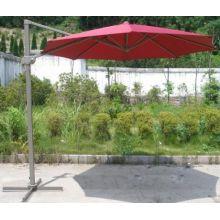 Зонт садовый A002-3000 бордовый