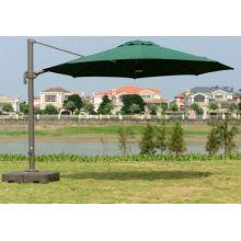 Зонт садовый A002-3000 зеленый