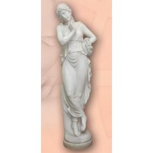 ARTEVERO Статуя Женщина с венком