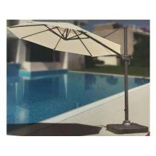 Зонт садовый A002-3000 кремовый