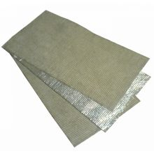 Базальтовый картон фольгированный 1000х600х8мм