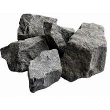 Камень Габро-Диабаз колотый коробка 20 кг