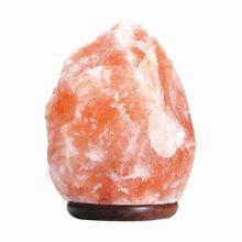 Лампа из розовой гималайской соли макси