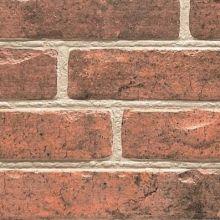 Панель фиброцементная Nichiha плитка кирпич красный EJ492E 455*1010*16 мм