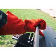 Жаропрочные рукавицы для мангала
