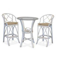 Белая барная мебель - Прованс