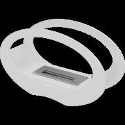 Биокамин настольный Kratki Echo - белый