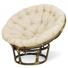 Кресло из ротанга Папасан - олива