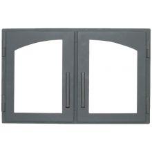 Дверь печная Мета ДВ544-2А