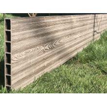 Доска для грядок ДПК высотой 15 см, длиной 3м