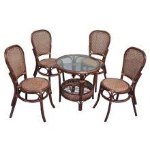 Стол 4 стула комплект