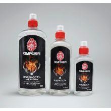 Жидкость для розжига парафин Люкс 0,25л