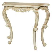 Консольный столик слоновая кость