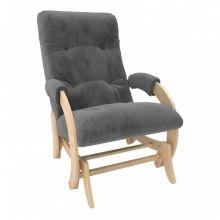 Кресло-качалка Joy VAG серая ткань