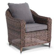 Кресло из искусственного ротанга Кон-Пано
