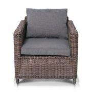 Кресло из ротанга Макиато