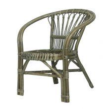 Кресло Валенсия из ротанга