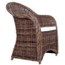 Плетеное кресло из ротанга - San Diego