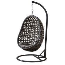 Флоренция подвесное кресло качели коричневое