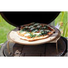 Керамический противень для пиццы для гриля Monolith Classic