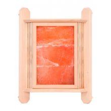 Абажур под гималайскую соль (3 плитки, Ольха), арт. АСО-3 без соли