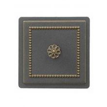 Прочистная дверца Везувий 235 (герметичная, бронза)