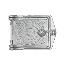 Поддувальная дверца Рубцово ДП-1 (Р)