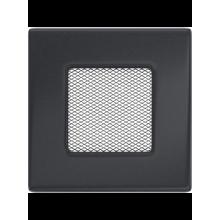 Вентиляционная решетка графит 11G (11x11 мм)