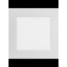 Вентиляционная решетка белая 17B (17x17 мм)