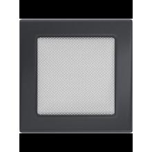 Вентиляционная решетка графит 17G (17x17 мм)