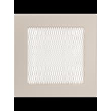 Вентиляционная решетка кремовая 17K (17x17 мм)