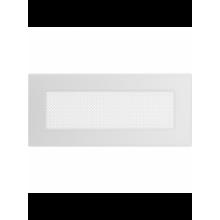 Вентиляционная решетка белая 24B (11x24 мм)
