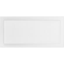 Решетка Kratki 22x45 белая