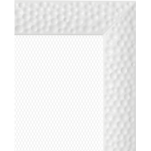 Решетка Kratki Venus белая 11x42