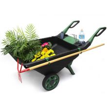 Садовая тачка Garden Cart 80 л.