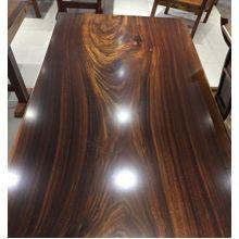 Стол из слэба филипинского дерева SL-0023