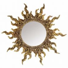 "Зеркало бронза ""Солнце"""