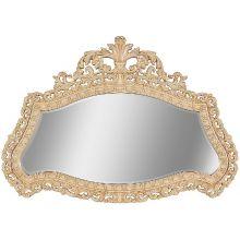 Зеркало настенное - слоновая кость