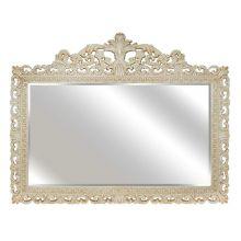 Зеркало прямоугольное слоновая кость