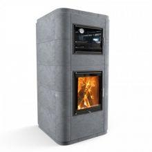 Отопительная печь с духовкой Теплый камень HERITAGE I