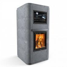 Отопительная печь с духовкой Теплый камень HERITAGE I-P