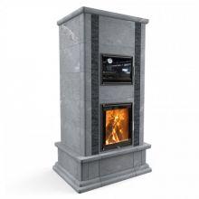 Отопительная печь с духовкой Теплый камень HERITAGE VIII
