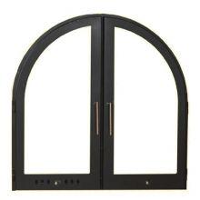 Дверь каминная Мета Арка на заказ
