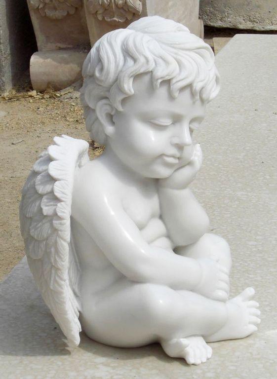 Скульптуры из мрамора в Москве